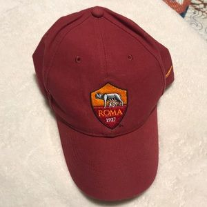 Nike AS Roma baseball hat